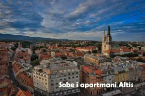 Tražite povoljan studio apartman, dvokrevetnu ili trokrevetnu sobu u Zagrebu? Imamo prijedlog za Vas!
