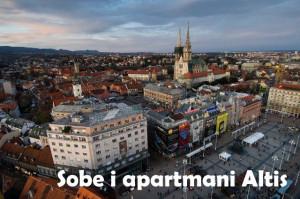 U potrazi ste za studio apartmanom, dvokrevetnom ili trokrevetnom sobom u Zagrebu?